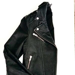 Mackage Rumer Leather Jacket size XS